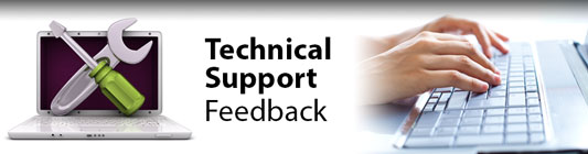 Technical Support Contact Form